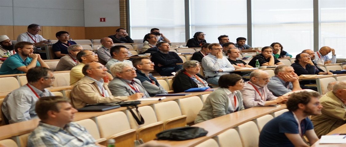Dr. Mojtaba Bakherad participated in the 3rd. International Conference on Mathematics